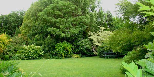 Selon la Cour, le bon entretien des lieux, comme le jardin, est une exigence logique qu'il n'est pas nécessaire de préciser par écrit. (Photo non contractuelle)