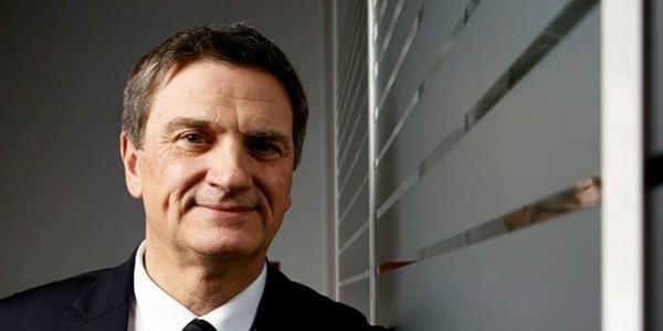 Bernard Cadeau, président du réseau Orpi.