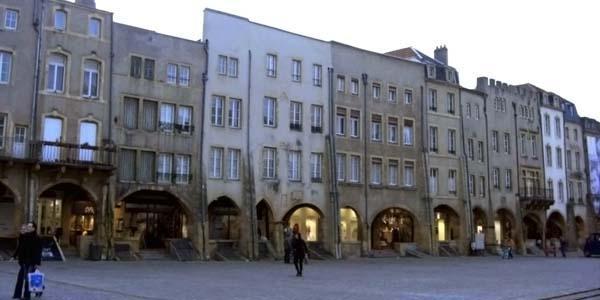 """Un """"pouvoir d'achat immobilier"""" qui augmente et qui permet d'acheter 15 m² de plus à Metz..."""