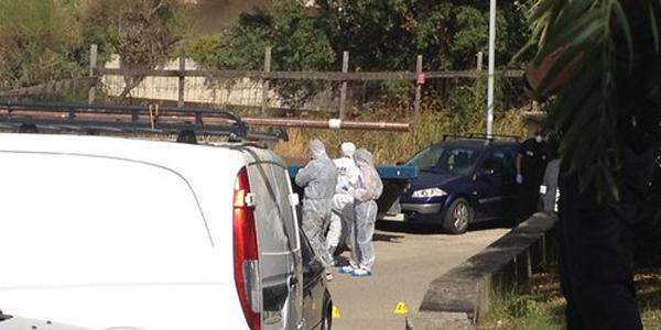 """Selon le procureur Xavier Bonhomme, il y a eu """"plusieurs tirs - sans doute trois""""."""