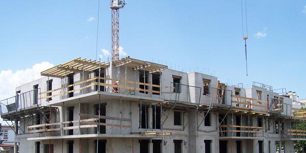 Les entrepreneurs français du bâtiment estiment que le climat conjoncturel s'est amélioré légèrement en septembre dans leur secteur