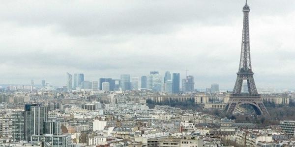 Le marché immobilier de l'Ile-de-France s'est redressé lors du trimestre achevé fin février.