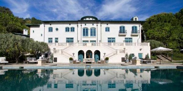 La Villa Sorriso de Robin Williams est en vente.