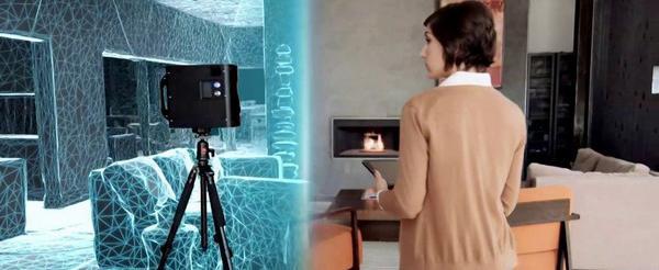 Entre les visites virtuelles, les hologrammes et la réalité augmentée, les technologies de l'image se mettent au service de l'immobilier.
