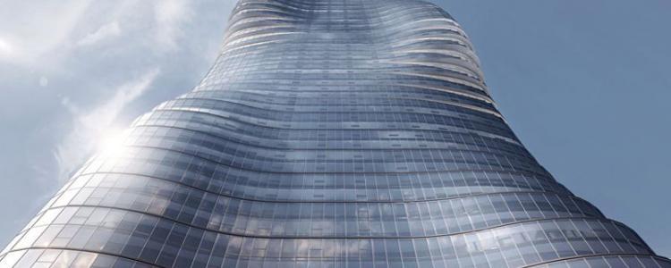 Quand Beyoncé inspire les formes d'un gratte-ciel à Melbourne