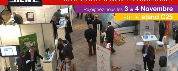 Salon RENT - les 3 & 4 Novembre – à la Grande Halle de la Villette à Paris