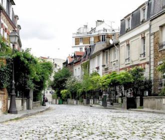François Hollande veut se loger dans le quartier bobo de la Campagne à Paris
