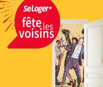 Participez au jeu concours SeLoger à l'occasion de la fête des voisins