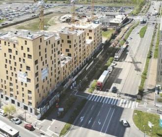 Immobilier : le bois dans les starting-blocks