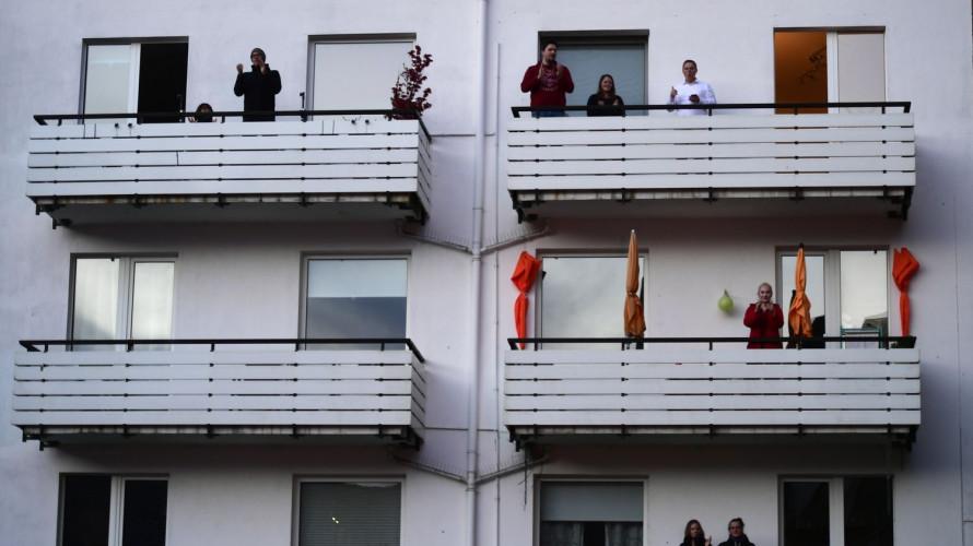 Immobilier : les acheteurs s'arrachent les appartements dotés d'un balcon ou d'une terrasse !